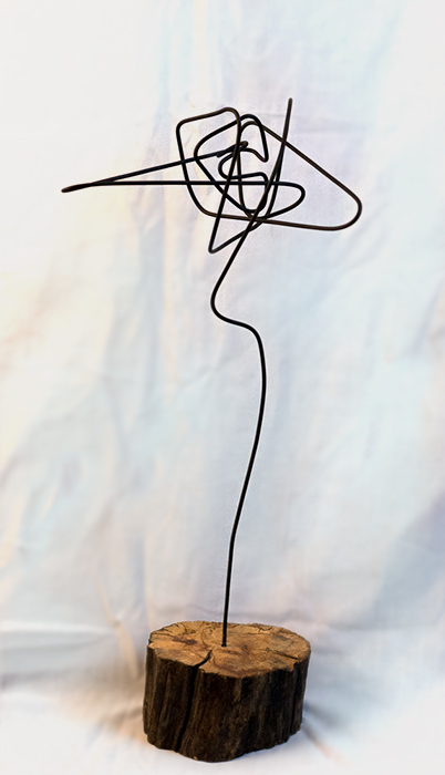 wire-birdlike