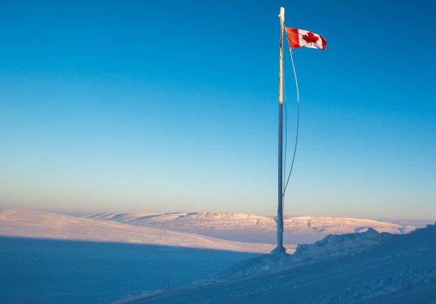 Canadian High Arctic Canada Flat