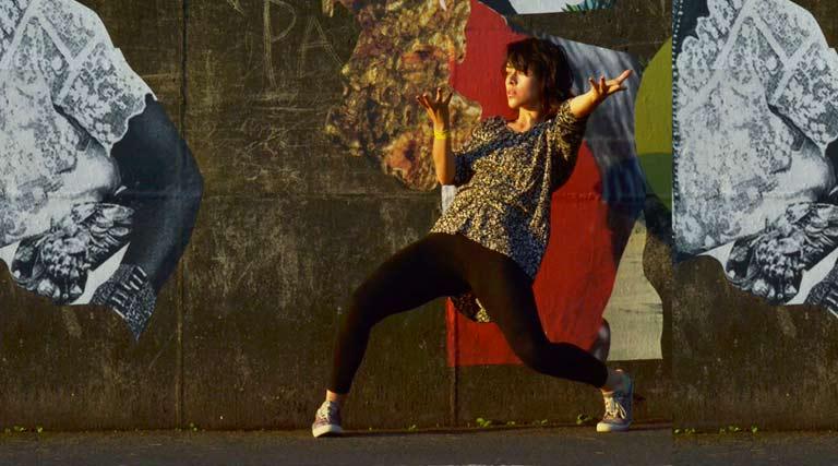 Danza Nivel Inicial con Ingrid Londoño
