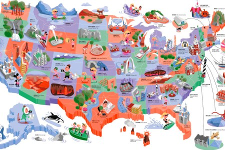 cartoon map geography game