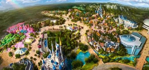 "Tokyo Disneyland ""redevelopment of Fantasyland"" (image) east"
