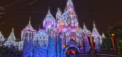 Sleeping Beauty Winter Castle