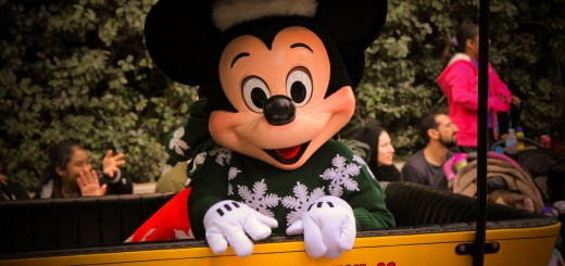 Mickey's Rainy Day Cavalcade - Disneyland Resort November 30, 2014-23