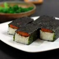 Geek Eats- Spam Musubi (plus Spam Musubi Taco Recipe)
