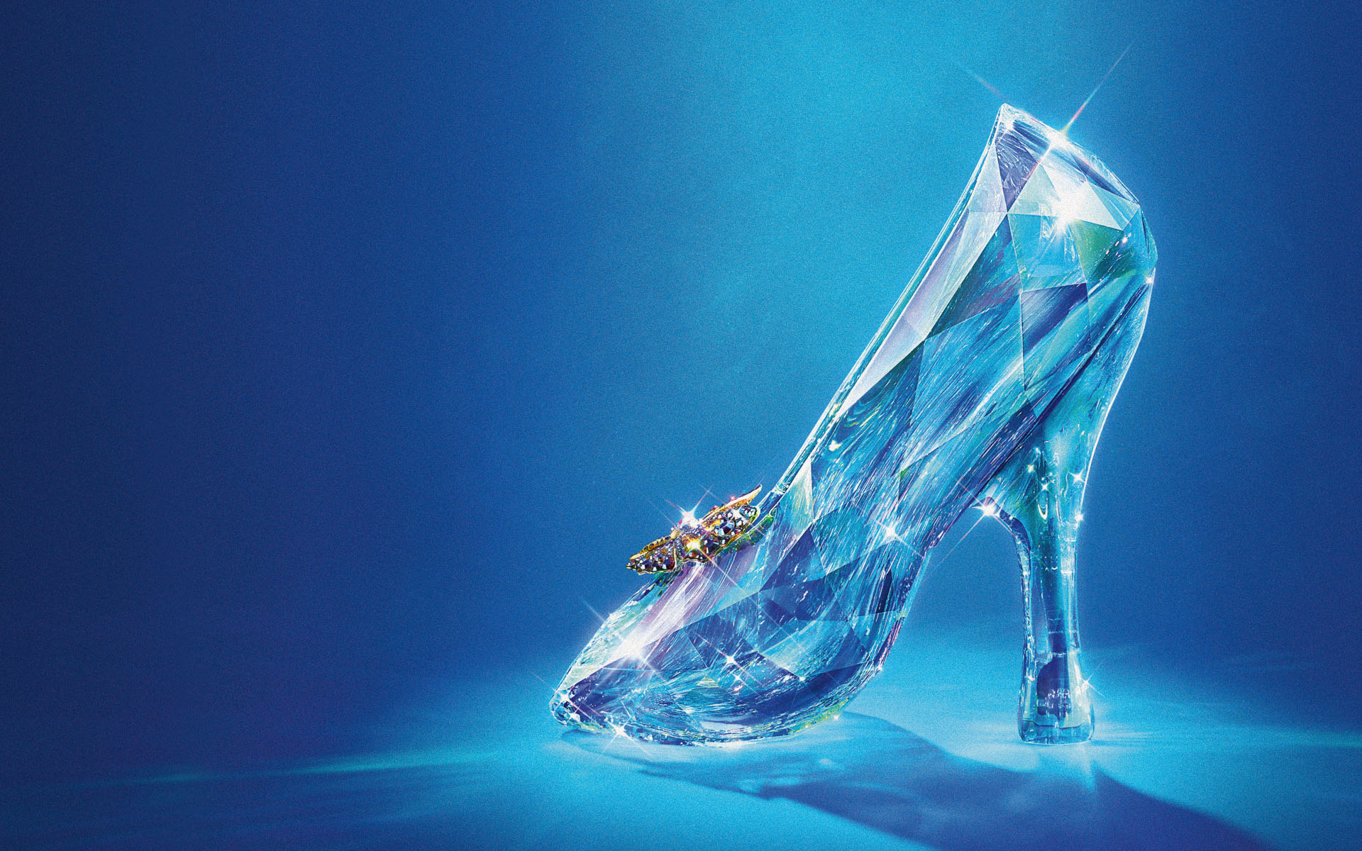 Cinderellas Glass Slipper If the Shoe Fits..but ...