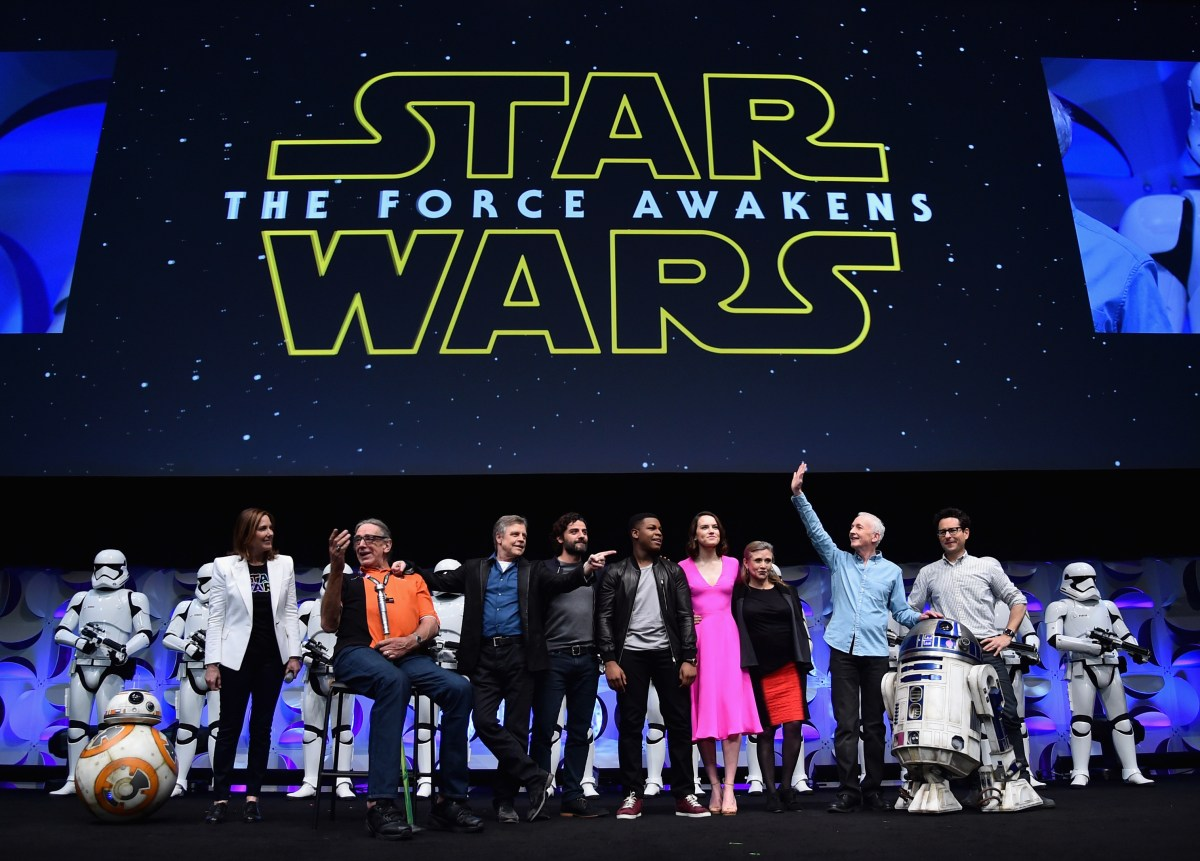The Force Was Strong With Star Wars Celebration Anaheim Day One!