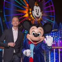 World of Color - Celebrate World Premiere Explodes With Color and Memories with Neil Patrick Harris and Mickey Mouse