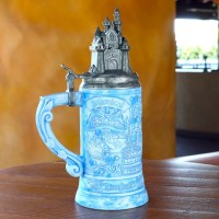 Disneyland Resort Diamond Celebration Souvenir Vintage Stein Arriving Soon