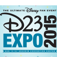 Pixar Animation Studios Event Lineup for 2015 D23 Expo