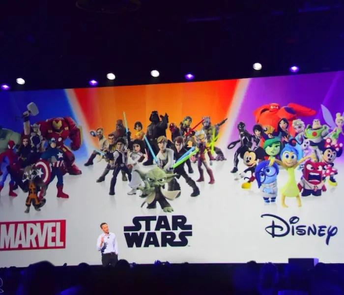 Disney Interactive Presentation Recap D23 Expo 2015