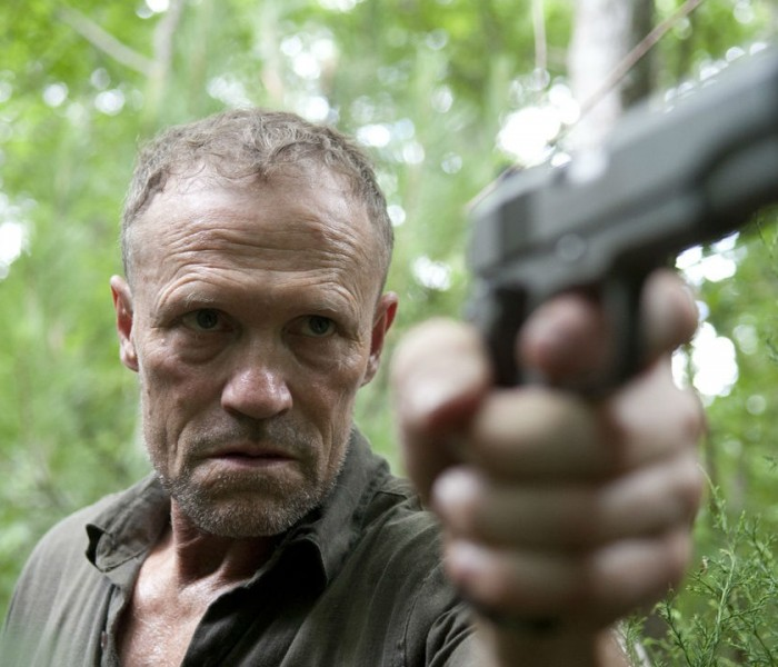 Michael Rooker on Acting, Guardians of the Galaxy 2, and The Walking Dead