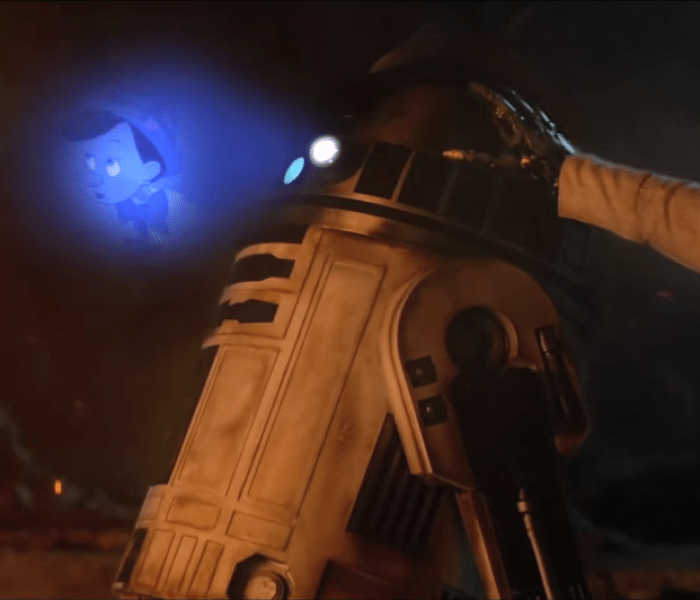 Star Wars: Where Dreams Come True – Star Wars: The Force Awakens Disney Mashup