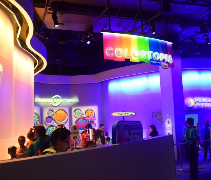 Colortopia – A New Colorful Experience At Epcot