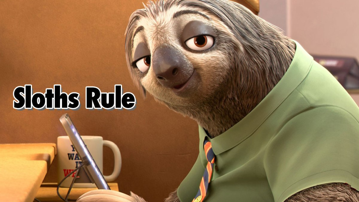 Sloths Rule  - Geeks Corner - Episode 508