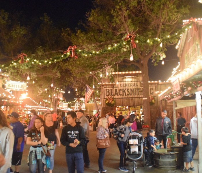 A Unique And Festive Experience At Knott's Merry Farm