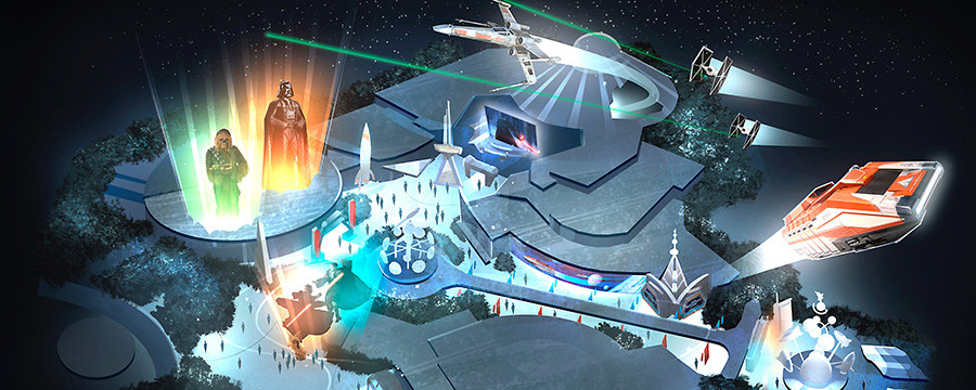 Disneyland Resort's Official Website Updates 'Season of the Force' Ending Date [UPDATED]