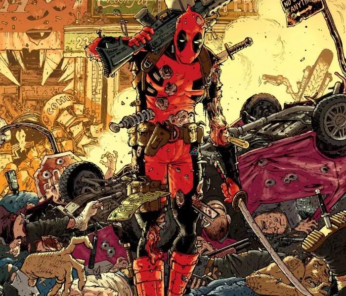 Marvel Comics News Digest 1/11 – 1/15/16