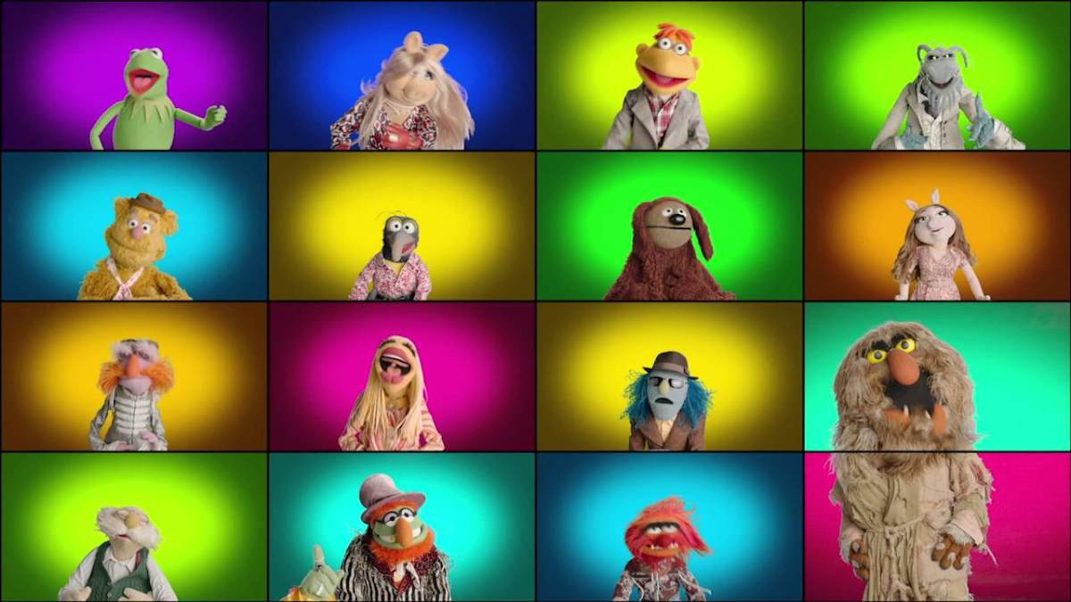 The Muppets Light the Lights Again!