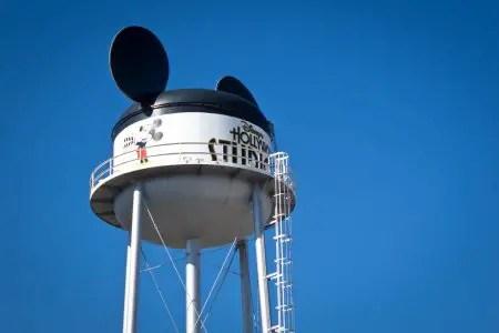 Disney's Hollywood Studios Earffel Tower