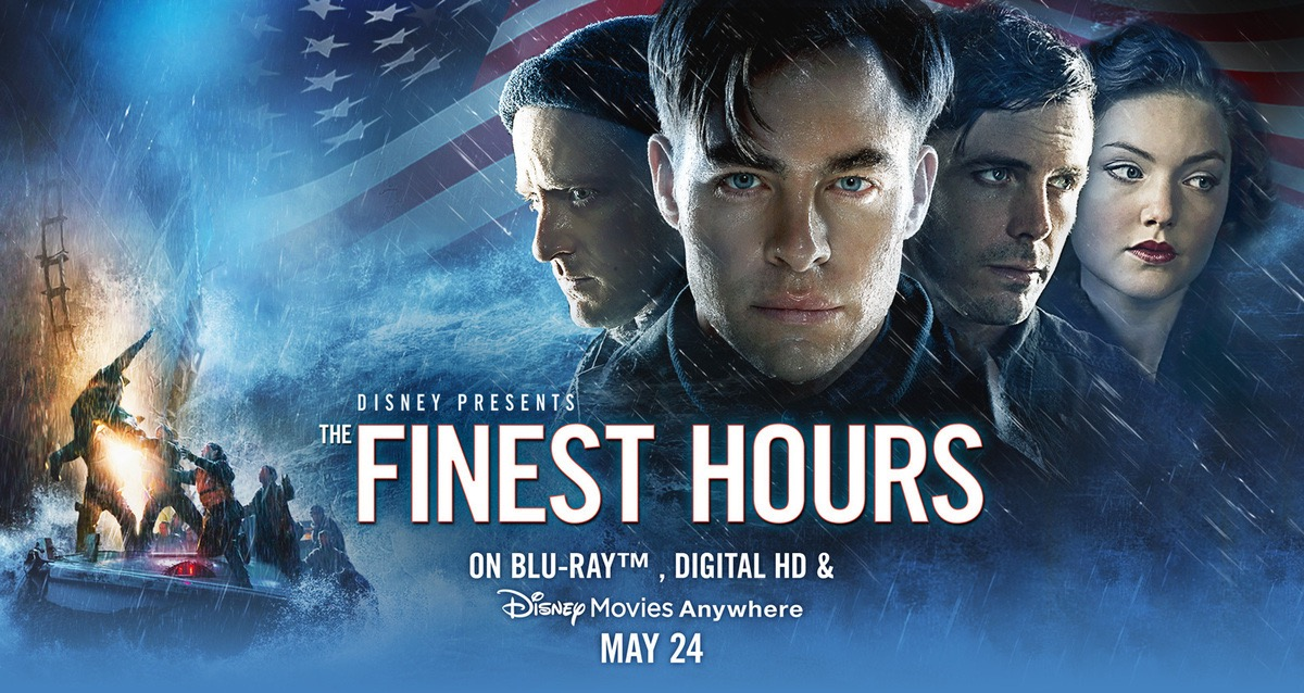 The Finest Hours - Mr. DAPs Home Theater Review