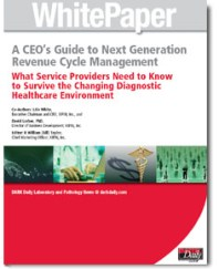 cover white paper changing diagnostics healthcare