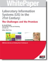 Laboratory Information Systems (LIS) in the 21st Century: The Challenges and the Promises