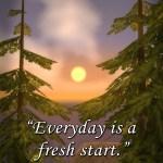 New Day – Motivational Moonfang
