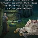 The Quiet Voice – Motivational Moonfang