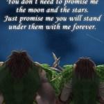 Just Promise Me – Motivational Moonfang