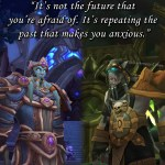 It's Not the Future – Motivational Moonfang