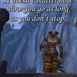 Don't Stop – Motivational Moonfang