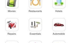 iPhone App 1