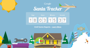 Santa Tracker 1
