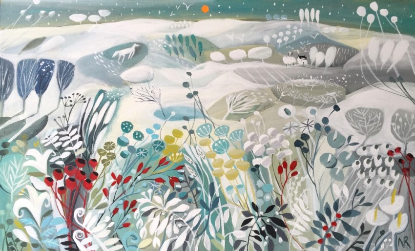 Natalie Rymer - A Winters Dream