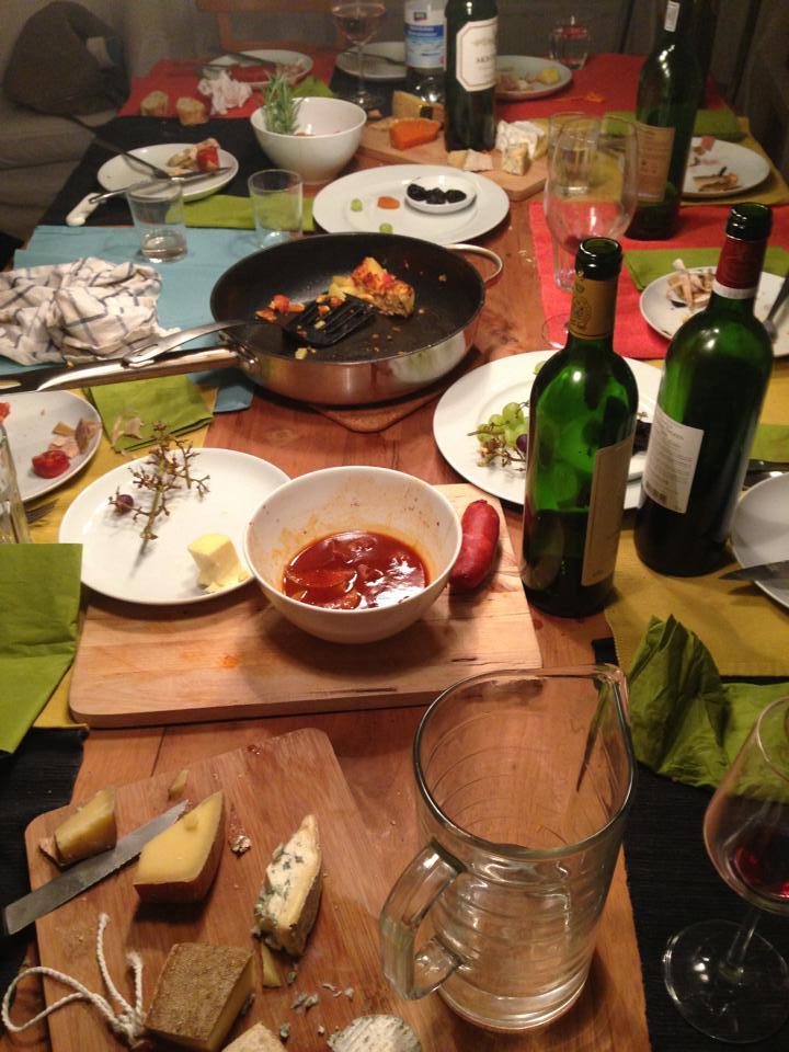 Finale Weinabend Cabernet Sauvignon