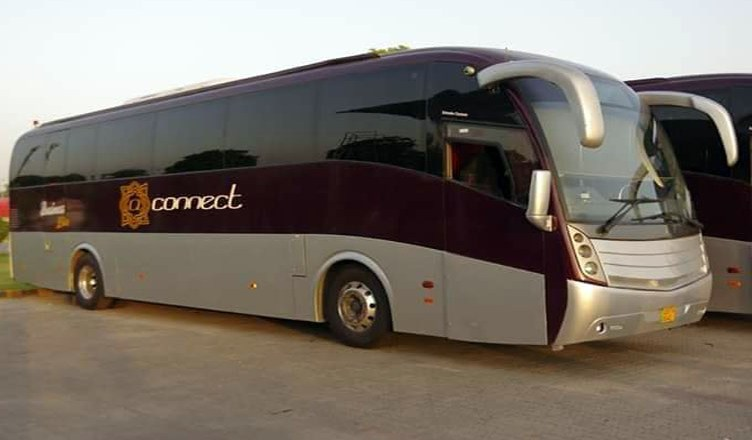 Q Connect Luxury Buss services
