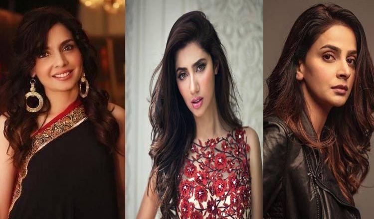 Top 5 Pakistani Female Models