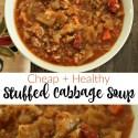 Mmmm Monday: Stuffed Cabbage Soup
