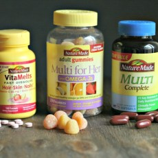 Treat Yourself With Nature Made® Vitamins!