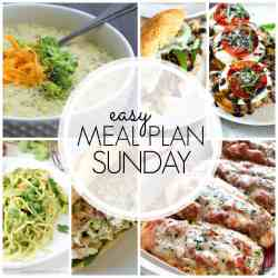 Admirable Sanity New Dinner Andbrunch Items Desserts Are Never Really An Issue But I Love Trying Newrecipes Easy Meal Plan Sunday A Dash With My Large Family I Am Always On Lookout