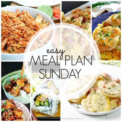 Best Each Week You Will Find Six Dinner Ideas Along Two Sanity Easy Sunday Dinner Alternatives Easy Sunday Dinner Recipes Two Desserts Anda Weekend Easy Meal Plan A Dash