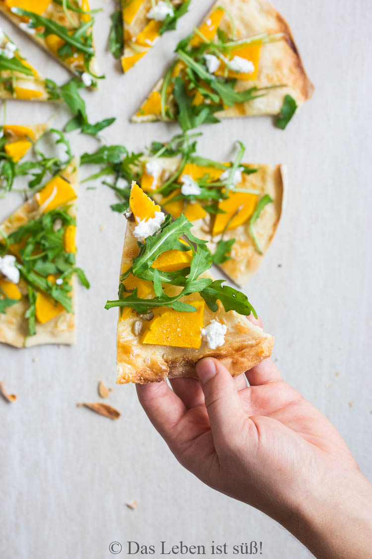 Flatbread with butternut squash (29 von 38)