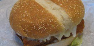Fish Burger Recipe