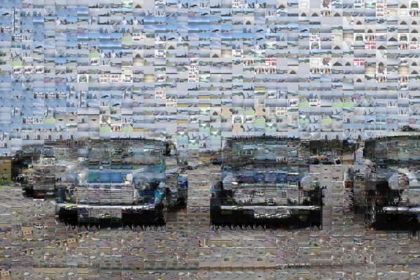 Rover Mini Xn Mosaik