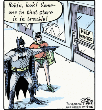 Batman, an IT Security Professional?
