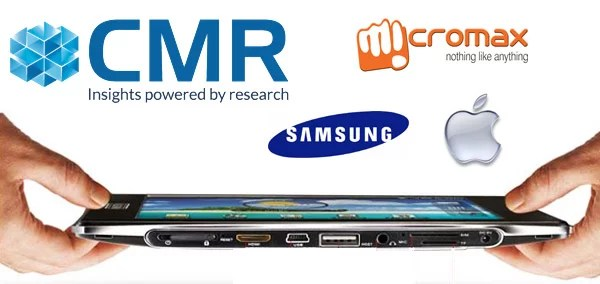 India's Tablet Sales crosses 3 million units in 2012, Samsung Leads