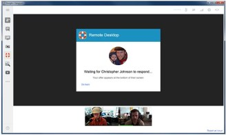 Google+ adds up Remote Desktop App to Hangout bringing in whole new possibility for Online Support