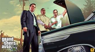 Explore Grand Theft Auto V in its First Official Gameplay Video