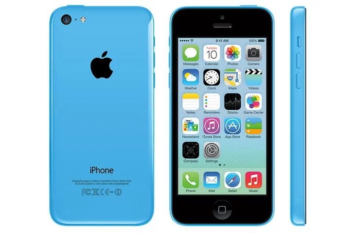 Apple iPhone 5C Budget Smartphone