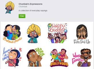 chumbak-stickers